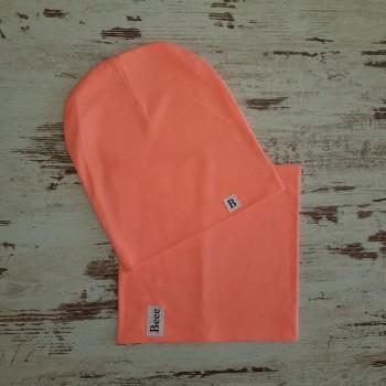 Dvojvrstvový setík - neónovo oranžový - posledný kus - L