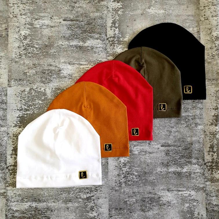 Jednovrstvová čiapočka - viac farieb