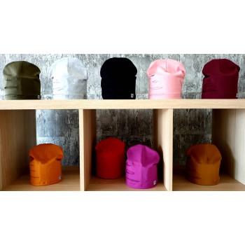 Jednovrstvová čiapočka street - viac farieb