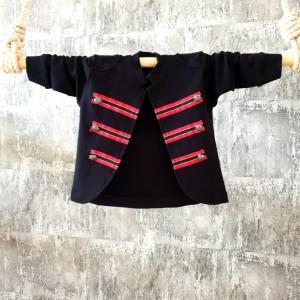 Sačko - čierne uniform