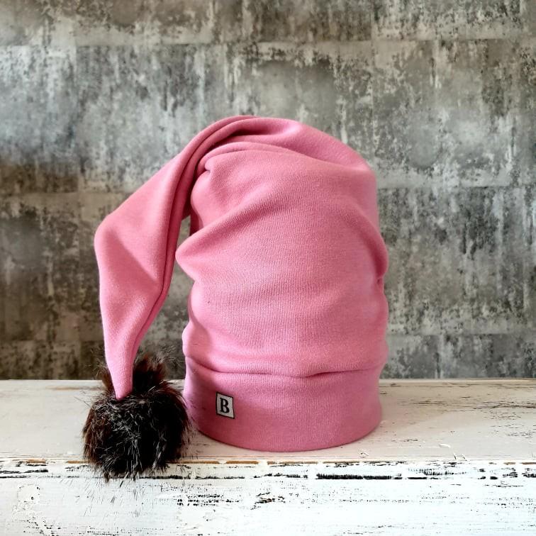 Zateplená čiapka - trpaslík - viac farieb