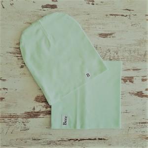 Dvojvrstvový setík - pastelovo zelený - posledný kus - L